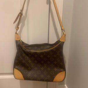 Authentic Louis Vuitton crossbody or shoulder bag.